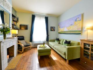 Quiet Artsy 1 Bedroom in Vibrant Bastille Area, Paris