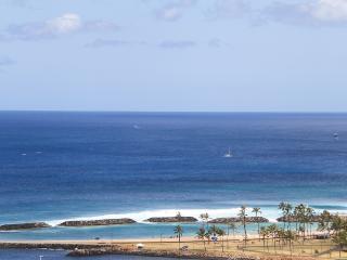 Monthly PANORAMIC OCEAN VIEW 5 Minute Walk - Beach, Honolulu