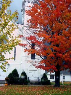 Old Bennington Church