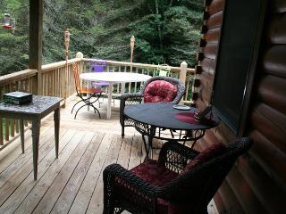 Riverfront Cabin at Todd