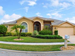 Gated Community Villa with Tennis, Gym, Steam Room, Fort Myers