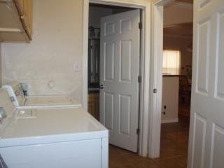 Washer and Dryer Bath Room