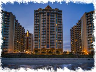 Beach Side Myrtle Beach 2 Bedroom Ocean View Condo, North Myrtle Beach