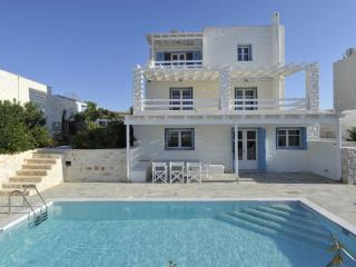 Blue Villas | Alcyone | Luxury Villa in Paros, Naoussa
