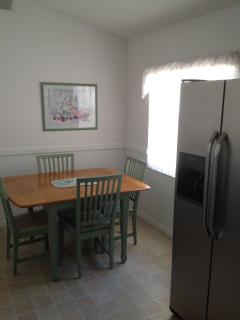 Breakfast Nook from Kitchen