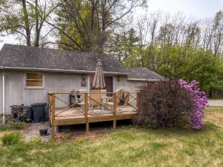 New Listing! Lovely 2BR Bolton Landing Cottage w/Wifi, Private Deck & Gas Grill - Walk to the Lake, Shops, Restaurants & More!