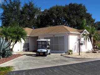 Courtyard Villa in The Villages, Florida