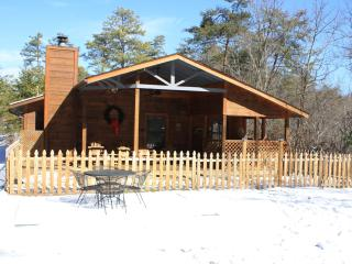 2Bed/2Bath, Sleeps 6,10 Minutes from Dollywood, Pet Friendly,Fenced Yard,HotTub!, Pigeon Forge