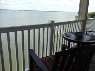 Sound Front Resort Condo at Exclusive Ocean Club, Atlantic Beach