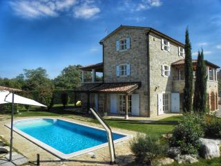 Luxury villa with beautiful private pool near Porec