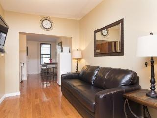 Stay on the West Side, 1 Bedroom Apartment, Nueva York