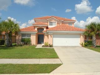 Gated community Pool & Spa Vacation Home w/Game Rm, Davenport