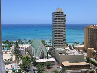 Waikiki Banyan Deluxe Ocean View Suite 2612 T-1, Honolulu