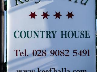 Keef Halla Country House, Crumlin