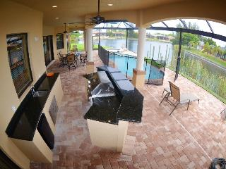 GULF-Access,NEW-Build, Luxury home,Pool-SPA, Cape Coral