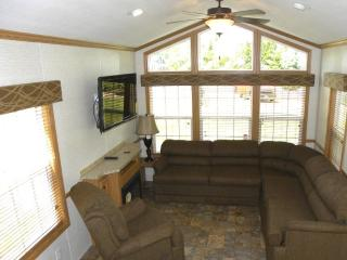 One Bedroom Rental in Westward Ho RV Resort