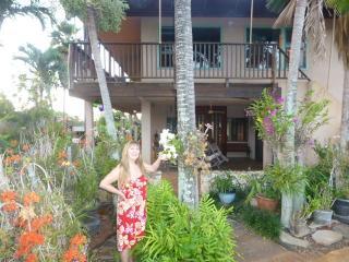 Haleiwa Secret Garden Paradise