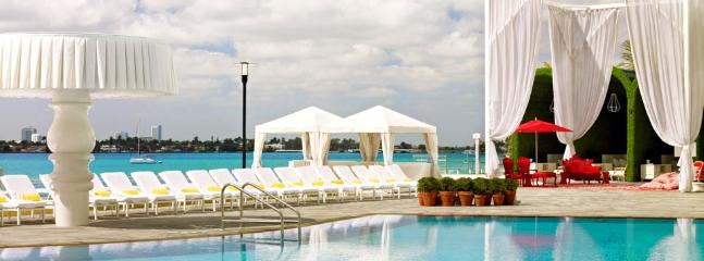5 Star Miami Beach Hotel -Mondrian South Beach -