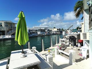 Beautifully Updated 2BR Cudjoe Key Home on Canal w/Wifi, New Kitchen & Serene Water Views - Close to Fishing, Diving, Key West & Marathon!