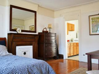 Spacious Two Bedroom Brownstone Townhouse Apartmen