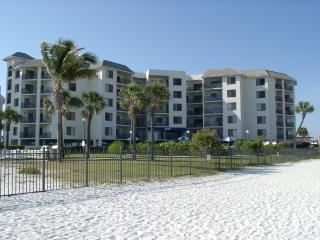 ULTIMATE ST PETE BEACH FRONT RENTAL CONDO #101