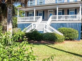 Unparalleled Privacy Just Steps to the Beach, Folly Beach