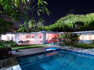 Lush Private Acre Estate, Steps from Atlantic, Miami Beach