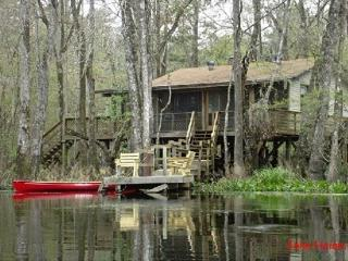 Relax on a Beautiful River in a Natural Florida, Woodville