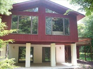 Spacious & Beautiful 4 Bedroom Mountain Chalet, Blakeslee