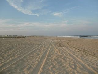 schone stranden van Bradley Beach