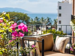 Private terrace view ocean view