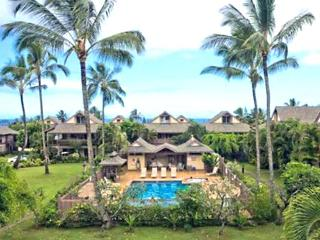 Princeville Paradise's Kauai Beach Vacation..North Shore Resort!