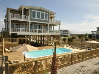 Oceanfront - 16 Bedrooms / 17 Bath-Sleeps 32 to 50, Holden Beach
