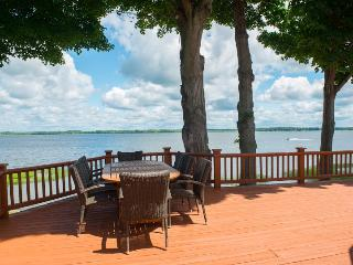 Expansive 4BR Custom Home on Oneida Lake - Luxury Amenities & Incredible Lake Views from Nearly Every Room!