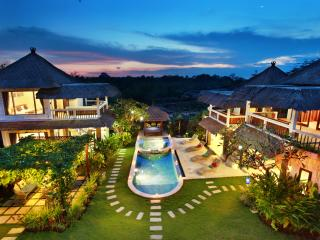 american villa for families and friends in Bali