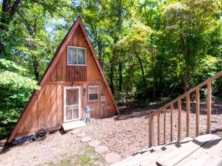 New Listing! Quiet 1BR Rocky Mount Cottage w/Community Dock & Expansive Deck - Private Wooded Location Near the Lake! Only 15 Minutes From Town, Lake Ozark