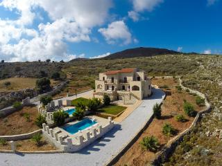 Faethon and Aeolos Villas with two pools, Gerani