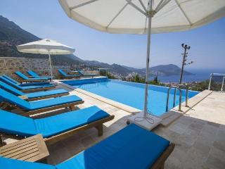 Villa Manzara, Kalkan holiday rental family villa