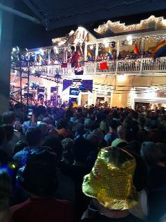 Key West New Years eve!