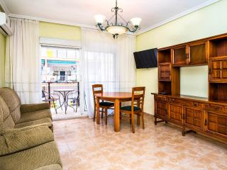 Centrally located large apartment with full set of amenities