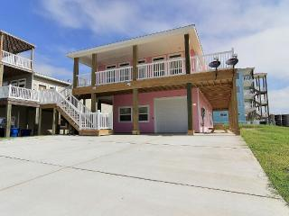 New Ocean View 5 Bedroom 4 Bath Home in Sand Point, Port Aransas