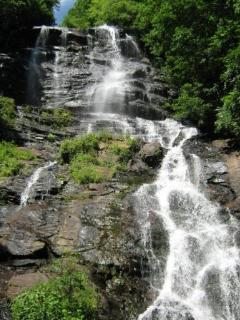 Take a hike to falls
