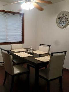 Dinning room/AC installed/7 seats