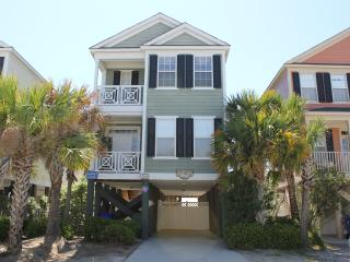 Family Traditions ocean front vacation rental, Surfside Beach