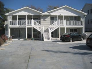 One block to beach Aug 19-26 is available. Great location and condo.