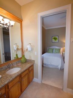 Bedroom 3 & 4 shared bathroom