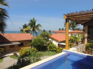Luxury detached home in Bucerias  Beach and Views.