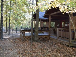 Whisperwind Cabin - just off main highway- wooded lane