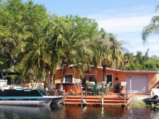 3/2/1 Lake Tarpon Waterfront Home, Palm Harbor