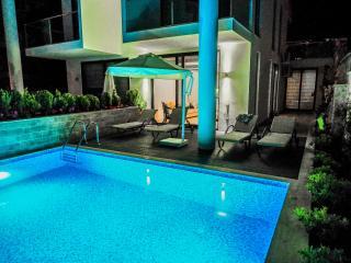 Mar Azul: 3 bed luxury duplex apartment, Kalkan